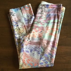 Snappy Turtle Pants & Jumpsuits - Excellent Condition Stretchy Pastel Pants Spring